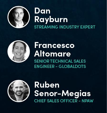 Webinar GlobalDots speakers