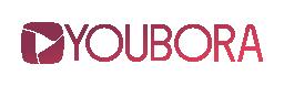 YOUBORA Horizontal Logo RGB Color - Small